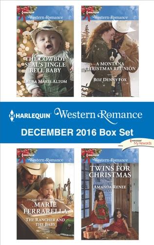 Laura Marie Altom, Marie Ferrarella, Roz Denny Fox & Amanda Renee - Harlequin Western Romance December 2016 Box Set