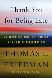 Thank You for Being Late ebook