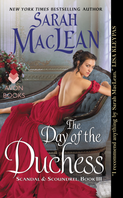 The Day of the Duchess - Sarah MacLean book