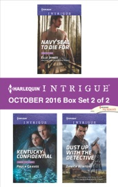 Harlequin Intrigue October 2016 Box Set 2 Of 2