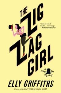 The Zig Zag Girl Book Cover