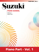 Suzuki Piano School - Volume 1 (New International Edition)