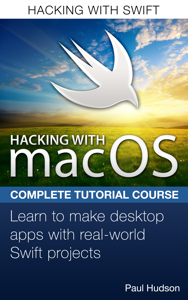 Hacking with macOS La couverture du livre martien