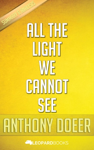 Leopard Books - All The Light We Cannot See by Anthony Doerr