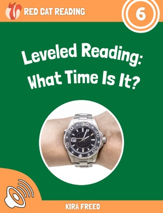 Leveled Reading: What time is it? image