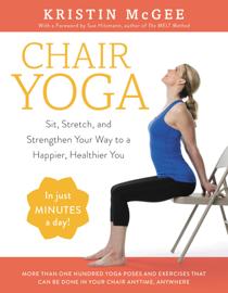 Chair Yoga book