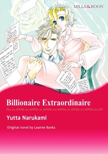 Download BILLIONAIRE EXTRAORDINAIRE(MILLS & BOON) free by