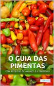 O Guia das Pimentas Book Cover