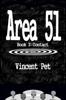 Vincent Pet - Area 51: Contact (Book 3) artwork