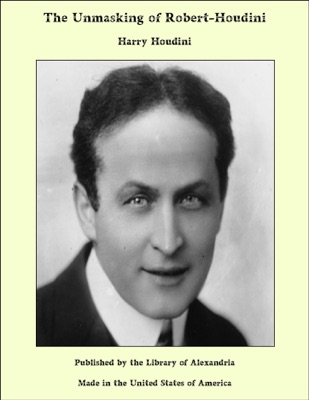 The Unmasking of Robert-Houdini