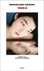 1Q84 - Libro 1 e 2 Book Cover