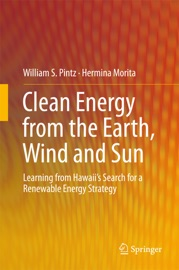 Clean Energy From The Earth Wind And Sun