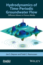 Hydrodynamics Of Time-Periodic Groundwater Flow