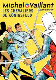 Michel Vaillant - tome 12 - Les Chevaliers de Konigsfeld