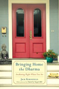 Bringing Home the Dharma Boekomslag