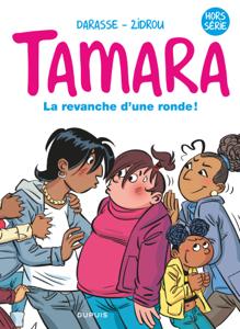 Tamara la BD du film La couverture du livre martien