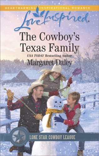 Margaret Daley - The Cowboy's Texas Family