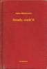 Adam Mickiewicz - Dziady, część II artwork