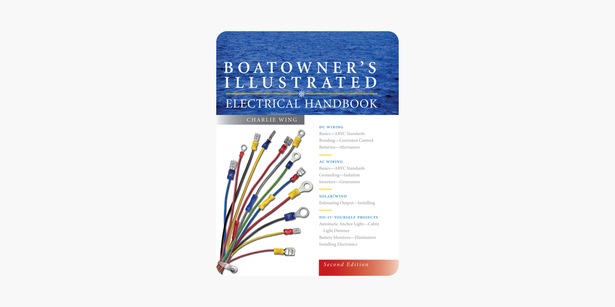 Fabulous Boatowners Illustrated Electrical Handbook On Apple Books Wiring 101 Capemaxxcnl
