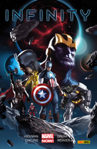 Infinity (Marvel Collection) Libro Cover