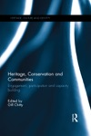 Heritage Conservation And Communities