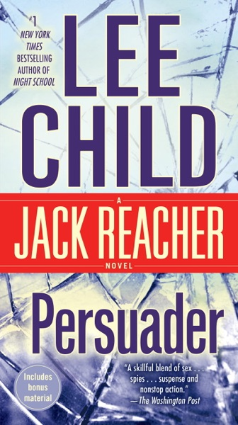 Persuader - Lee Child book cover