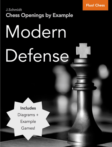 Chess Openings by Example: Modern Defense