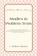 Studies In Problem Texts