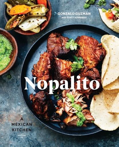 Nopalito - Gonzalo Guzmán & Stacy Adimando