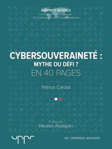 Cybersouveraineté: mythe ou défi? La couverture du livre martien