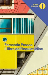 Il libro dell'inquietudine Libro Cover