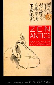 Zen Antics Couverture de livre