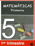 Matemáticas 5º de Primaria. Primer Trimestre