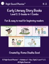 K-2 Early Literacy Story Books Level C