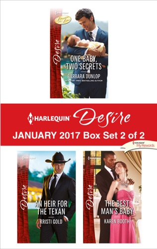 Barbara Dunlop, Kristi Gold & Karen Booth - Harlequin Desire January 2017 - Box Set 2 of 2