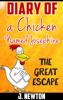 J. Newton - Dairy of a Chicken Named Josephine  artwork