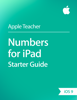 Apple Education - Numbers for iPad Starter Guide iOS 9 artwork