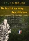 De La Cit Au Rang Des Officiers