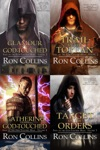 Saga Of The God-Touched Mage Vol 1-4