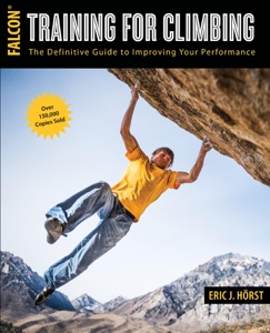 Training for Climbing Book Cover