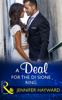 Jennifer Hayward - A Deal For The Di Sione Ring bild