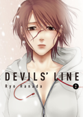 Devil's Line Volume 2 Book Cover
