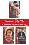 Harlequin Desire November 2016 - Box Set 2 Of 2