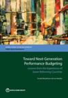 Toward Next-Generation Performance Budgeting