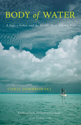 Body of Water - Chris Dombrowski book