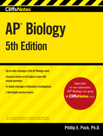 CliffsNotes AP Biology, 5th Edition book