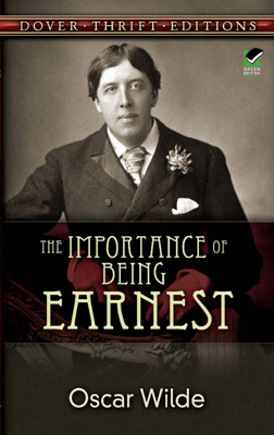 The Importance of Being Earnest - Oscar Wilde book