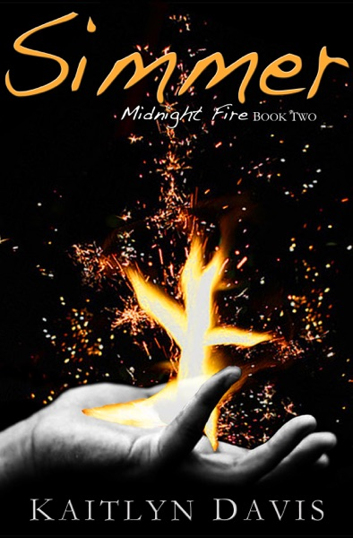 Simmer (Midnight Fire Series Book Two)