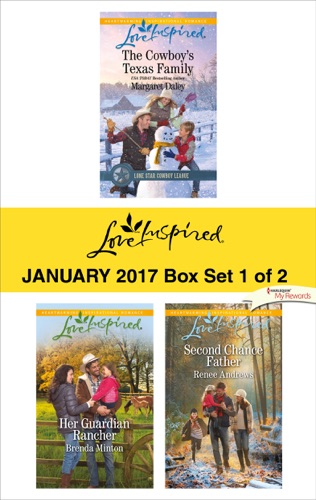 Margaret Daley, Brenda Minton & Renee Andrews - Harlequin Love Inspired January 2017-Box Set 1 of 2