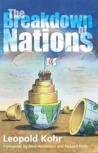 The Breakdown of Nations Boekomslag